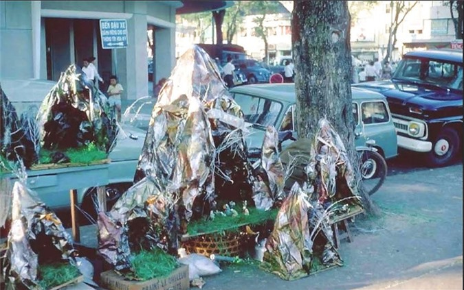 Anh cuc doc ve Giang sinh Sai Gon truoc 1975-Hinh-12