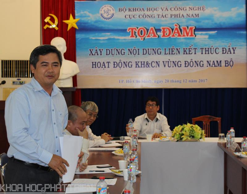 Ông Nguyễn Ngọc Phương - Phó Giám đốc Sở KH&CN Đồng Nai