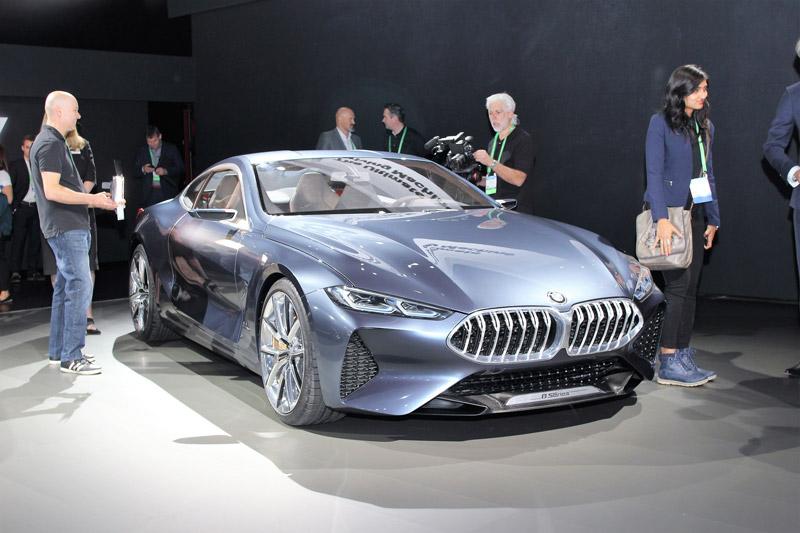 1. BMW Concept 8-Series.