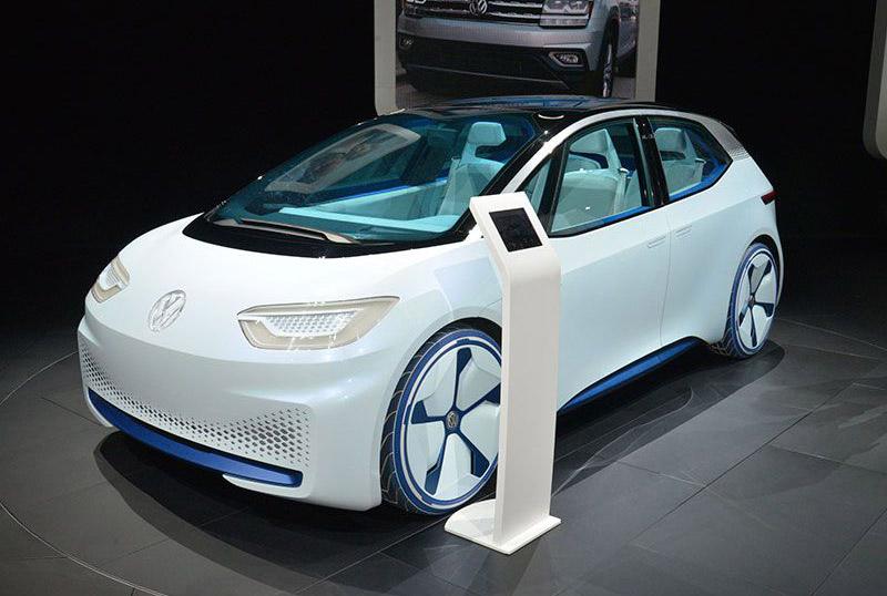 18. Volkswagen I.D. Concept.