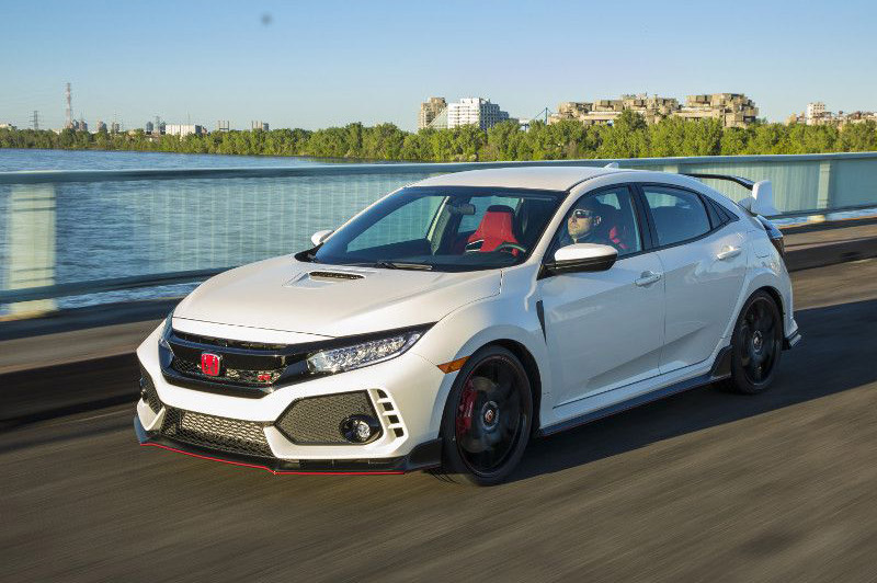 2. Honda Civic Type R 2018.