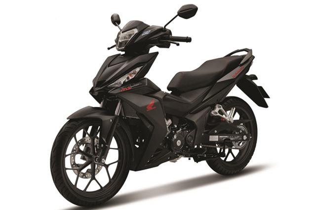 Bảng giá xe máy Honda tháng 12/2017