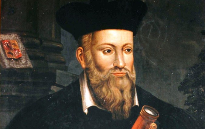 Image result for nostradamus