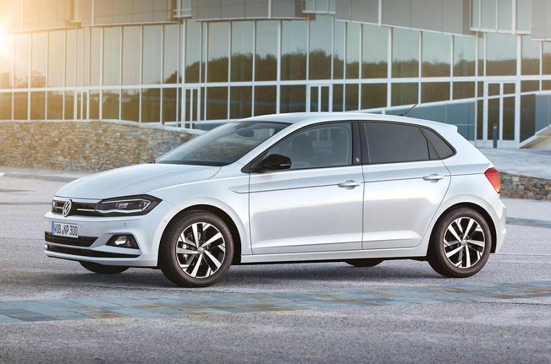 3. Volkswagen Polo (doanh số: 255.370 chiếc).