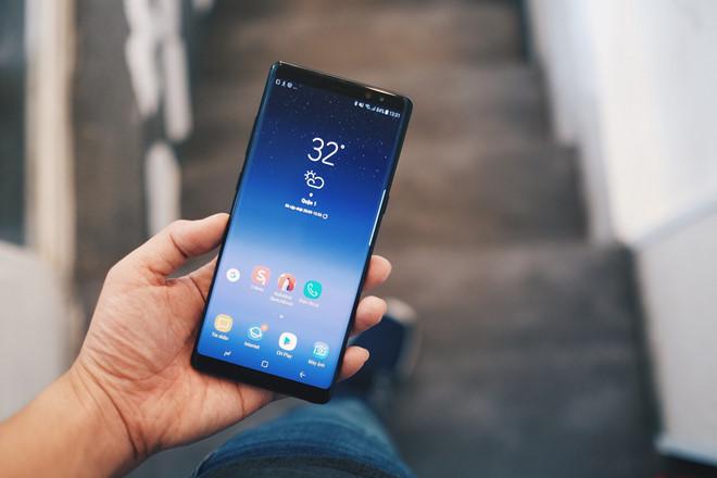 Hiện chưa rõ lỗi mà những chiếc Galaxy Note 8 gặp phải là lỗi gì.