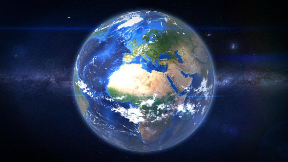 Trái Đất trong 10.000 năm sẽ có nhiều thay đổi rất đáng kể. Ảnh: Reuters.