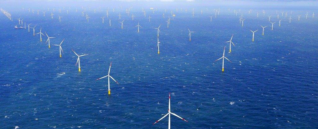Đức dẫn đầu thế giới về điện gió và năng lượng mặt trời. Ảnh: Science Alert