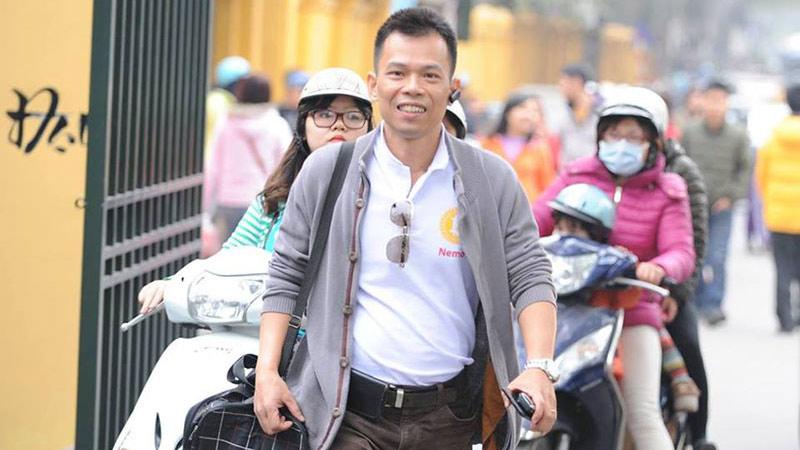 Ông Lê Huy Hòa.