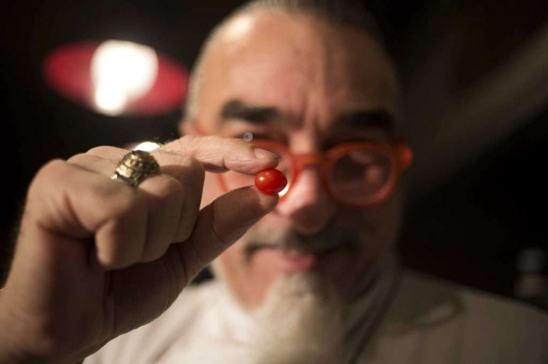 Cà chua tí hon do công ty Kedma của Israel phát triển