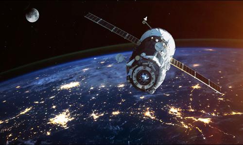 Trạm Thiên Cung 1 trên quỹ đạo Trái Đất. Ảnh: Zee News.