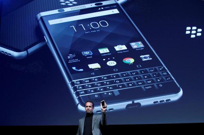 TCL sẽ ra mắt hai mẫu smartphone BlackBerry mới trong năm 2018. Cả hai đều được trang bị bàn phím vật lý và chạy Android.