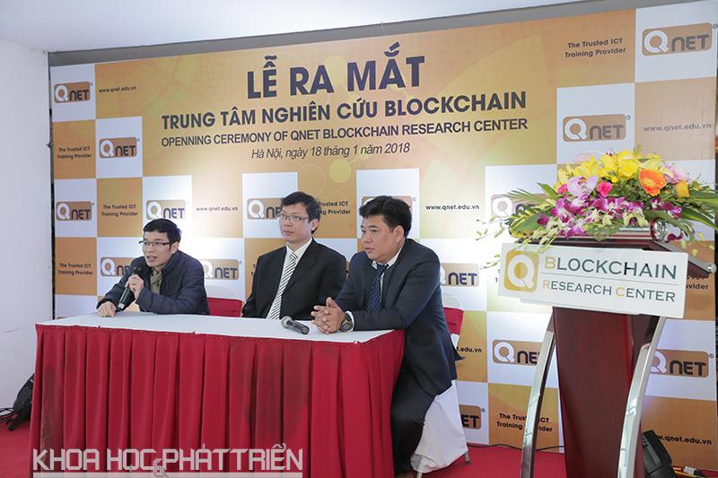 Các chuyên gia chia sẻ về blockchain.