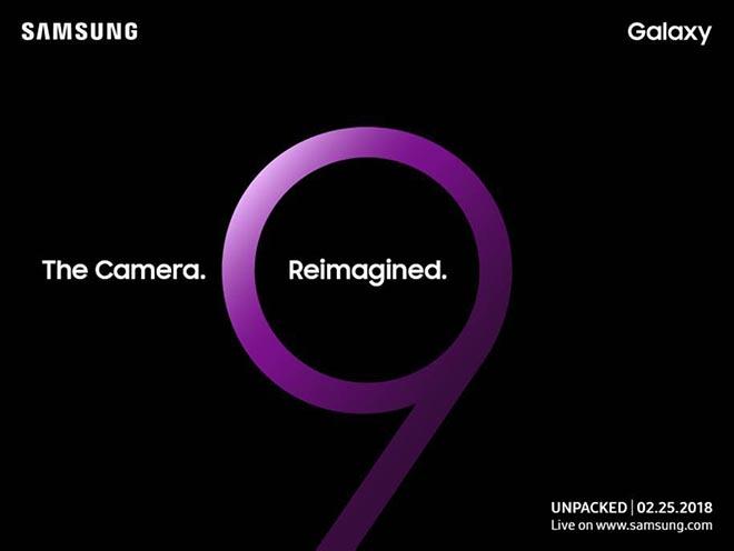 Thông điệp trong thư mời tham dự sự kiện Samsung Unpacked sắp tới.