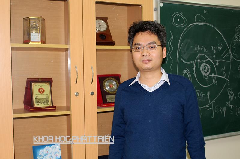 GS Phạm Hoàng Hiệp là GS trẻ nhất năm 2018.