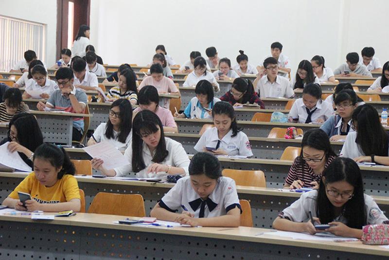 Sinh viên có đầu vào loại giỏi có thể được xét chọn học