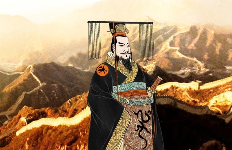 Câu chuyện về đội quân dưới lòng đất bắt đầu khi Doanh Chính trở thành hoàng đế nước Tần lúc 13 tuổi, vào năm 246 trước Công nguyên. Doanh Chính lên ngôi lấy hiệu là Tần Thủy Hoàng. Ông là vị hoàng đế đầu tiên của Trung Hoa sau khi thống nhất 7 nước thời Chiến quốc. Ảnh: Epoch Times.