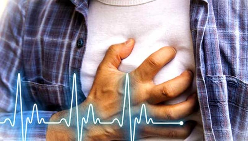 Thứ hai là ngày con người có nguy cơ bị đau tim cao nhất. Ảnh: Save A Heart .