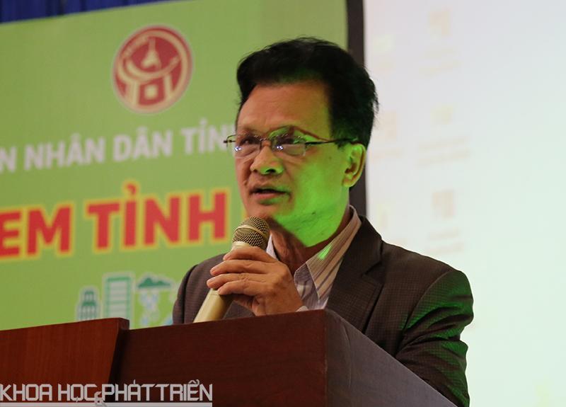 Ông Nguyễn Văn Hào-Phó giám đốc Sở Thông tin -truyền thông tỉnh Bắc Ninh.
