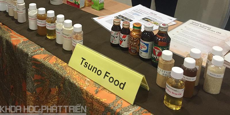 Một số sản phẩm, phụ gia thực phẩm sẽ được trưng bày tại Fi  Vietnam 2018