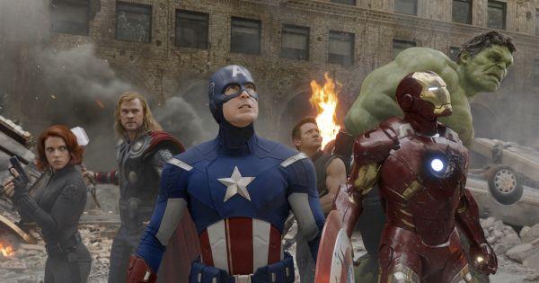 Phim siêu anh hùng Avengers. Ảnh: Futurism