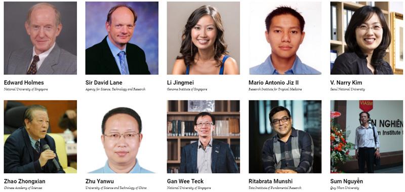 PGS Nguyễn Sum trong danh sách 100 nhà khoa học châu Á năm 2017.