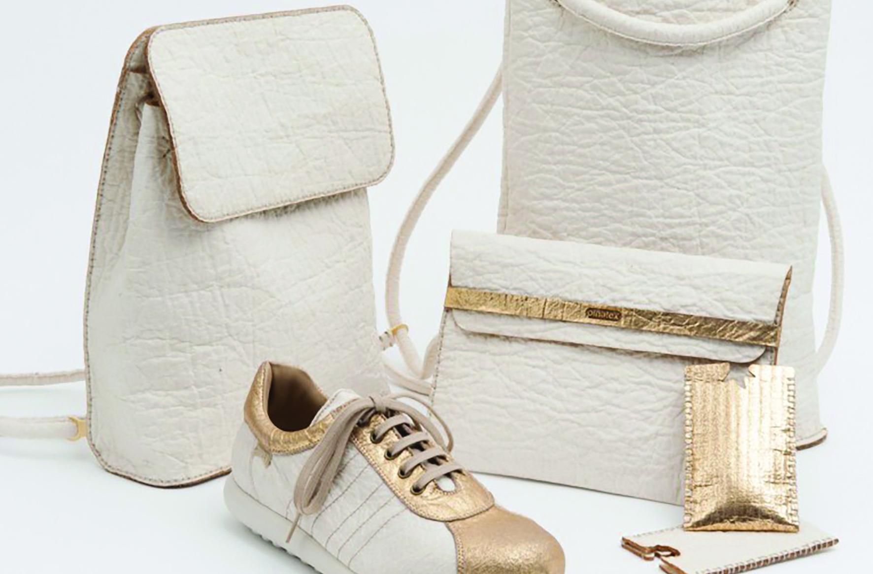 Các hãng thời trang nổi tiếng đang thiết kế nguyên mẫu và sản phẩm từ Piñatex. Nguồn: dezeen.com