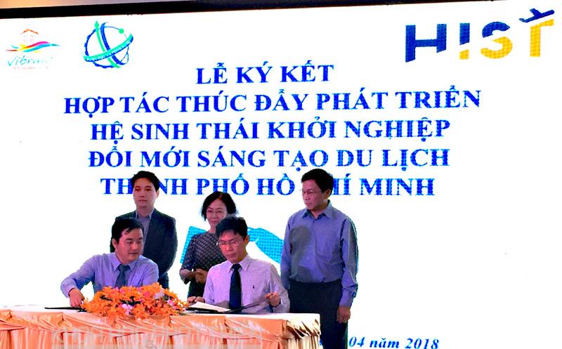 Sở KH&CN và Sở Du lịch TPHCM ký kết hợp tác