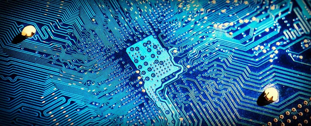Bộ nhớ máy tính  Ảnh: Sciencealert