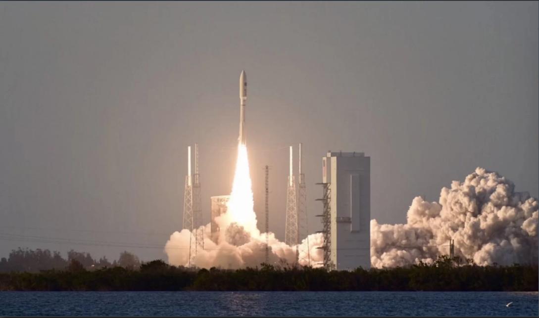 Mỹ phóng hai vệ tinh quân sự lên quỹ đạo trong một sứ mạng quan trọng đối với Không lực nước này. Ảnh: Live Science
