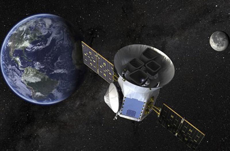 TESS sẽ tiếp tục công việc tìm kiếm ngoại hành tinh của Kính viễn vọng không gian Kepler. Nguồn: NASA