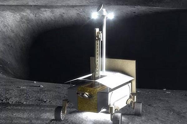 Tàu thăm dò Resource Prospector. Ảnh: NASA