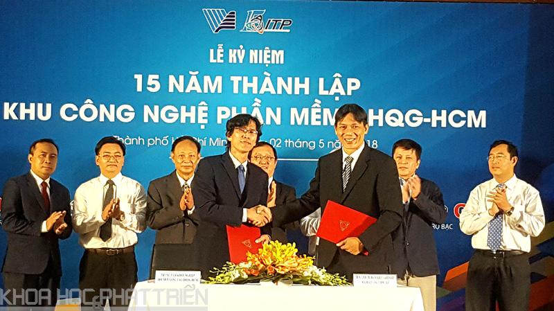 IPT ký kết hợp tác với các đối tác