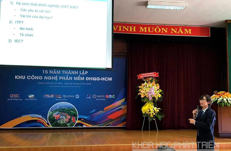 PGS.TS. Nguyễn Anh Thi - Giám đốc ITP