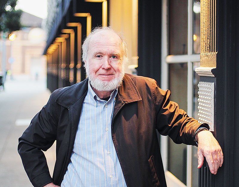 Tác giả Kevin Kelly (1952). Ảnh: Wired