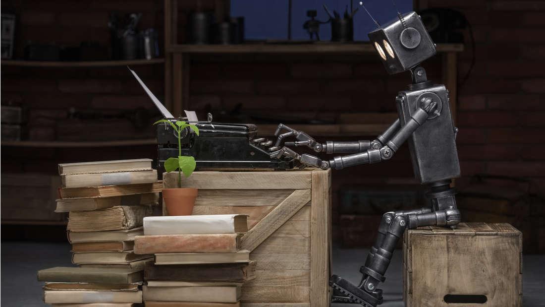 AI đã có khả năng tự viết thơ và đánh lừa cảm nhận của con người. Ảnh: Science Alert