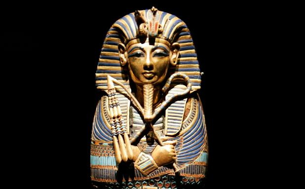Vua Tutankhamun - vị Pharaoh trẻ tuổi nhất và nổi tiếng nhất của Ai Cập thời cổ đại. (Nguồn: CORBIS)