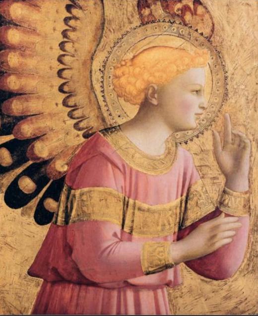 Hình ảnh thiên thần đang ngày càng mang tính đại chúng. Ảnh: Live Science
