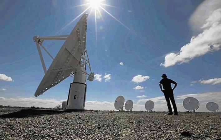 Nam Phi ra mắt các thiết bị mang tính cách mạng khám phá không gian. (Nguồn: Dignited)