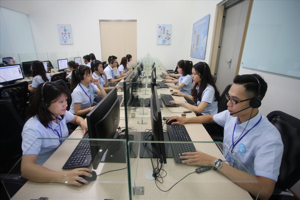 Ứng dụng CNTT giúp việc giám sát chặt chẽ việc thực hiện chính sách BHXH, BHYT. Ảnh: VGP/Thu Cúc