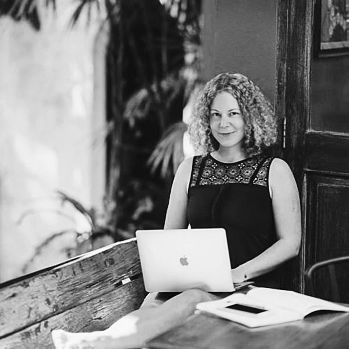 Ảnh : Michelle Retzlaff hiện sinh sống tại Bồ Đào Nha – hãng của cô có trụ sở ở Estonia. Nguồn: wiwo