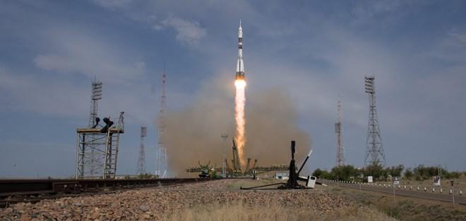 Nga phóng thành công tàu vũ trụ Soyuz MS-09. (Nguồn: nasaspaceflight.com)