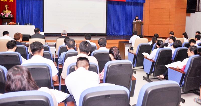 Hội thảo thu hút nhiều doanh nghiệp trong ngành thực phẩm tham gia