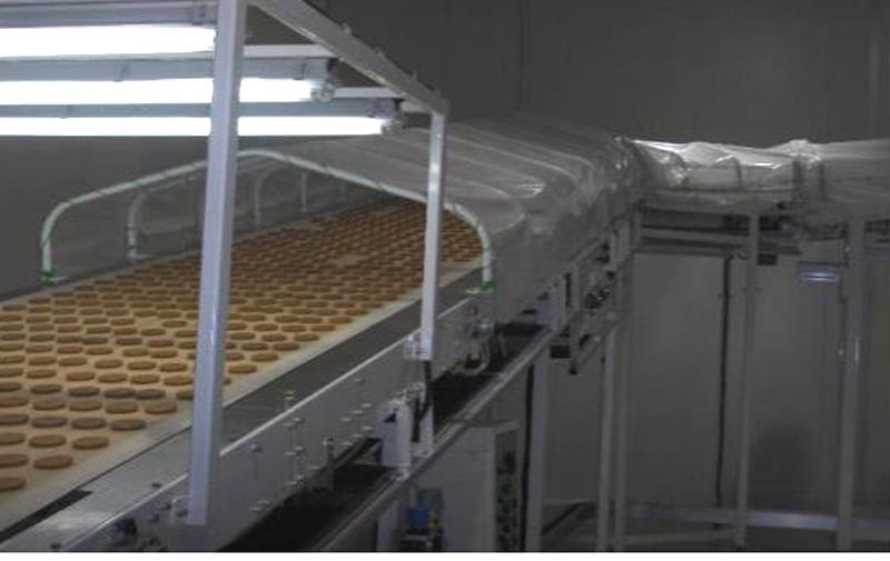 Dây chuyền sản xuất bánh quy từ cám gạo