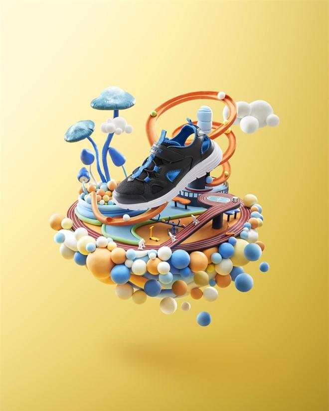 Bitis vừa công bố concept giày thông minh: có khả năng đo cân nặng cơ thể và nhịp tim của trẻ ngay từ... đế giày? - Ảnh 2.