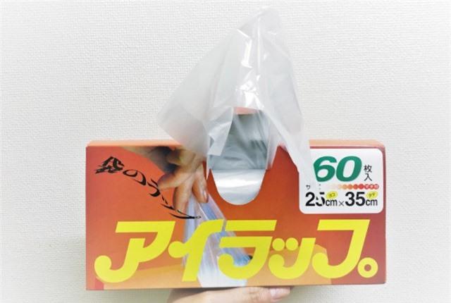 Loại túi nylon Nhật vô danh này có thể trở thành công cụ cứu sinh trong thảm họa - Ảnh 2.