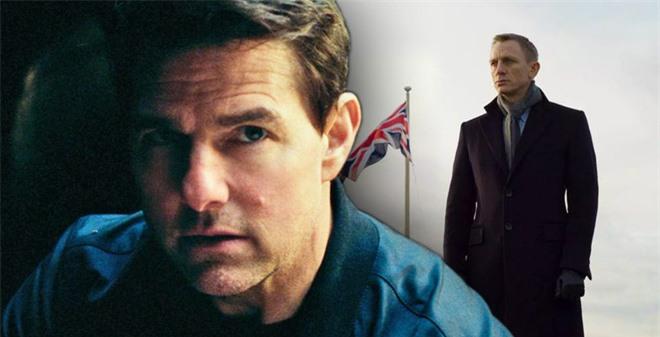 Lý do vì sao series Mission: Impossible đang ngày càng hút khách hơn James Bond ở thời điểm hiện tại - Ảnh 1.