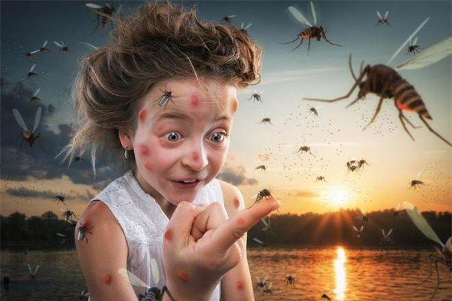 """Ông bố """"bựa nhất năm"""", chụp hình những đứa con và đưa chúng vào thế giới viễn tưởng bằng Photoshop - Ảnh 7."""