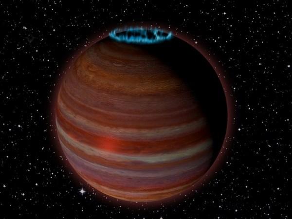 Hành tinh du mục mới được phát hiện. (Nguồn: astronomy.com)