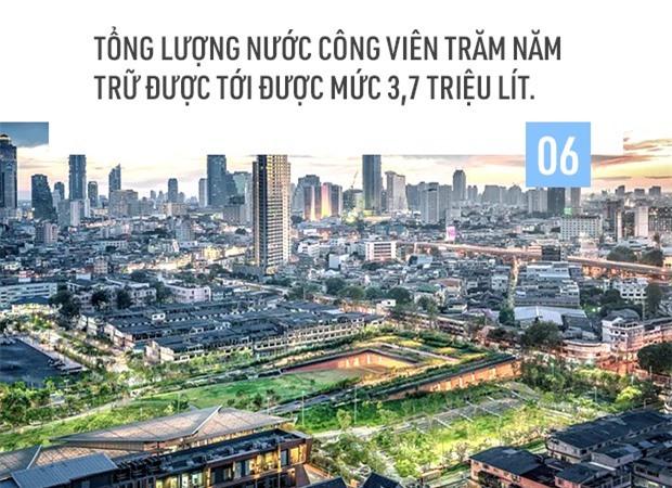 Bangkok đang chìm dần vào lòng biển cả, và đây là dự án vô cùng sáng tạo của người Thái giúp cho thủ đô thoát khỏi nạn úng ngập - Ảnh 7.