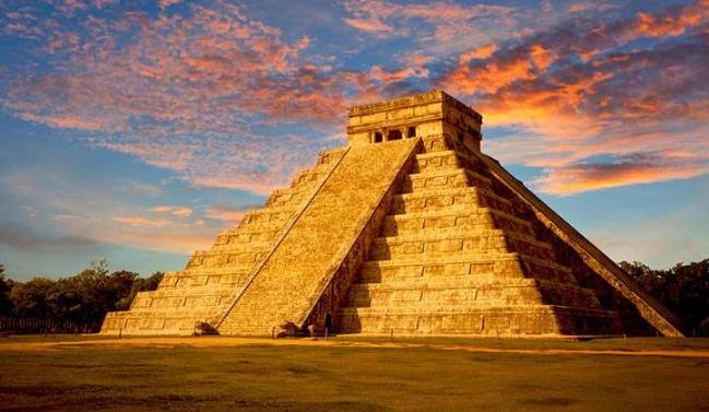 Nền văn minh Maya để lại nhiều di sản cho nhân loại - Ảnh: Internet